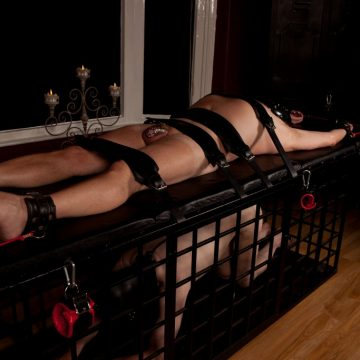 slaves in the House of Sheba Manchester dungeon