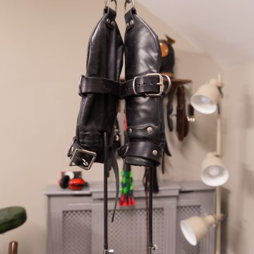 restraint and bondage gloves